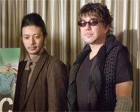 プラスティックシティ松崎弘和映画