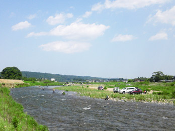 2010アユ釣り