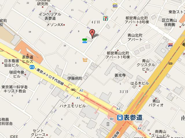 【海遊散歩】写真展 地図