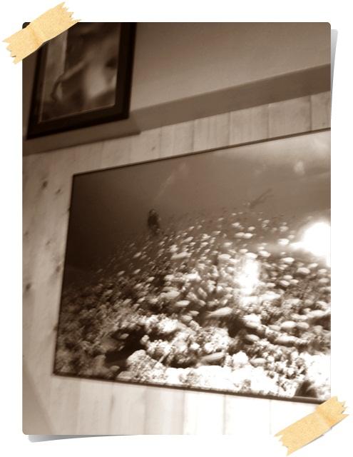 1階階段横の写真
