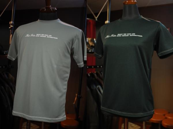 MFT-1712/メッシュドライTシャツ