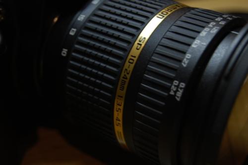 TAMRON SP AF10-24mm F/3.5-4.5