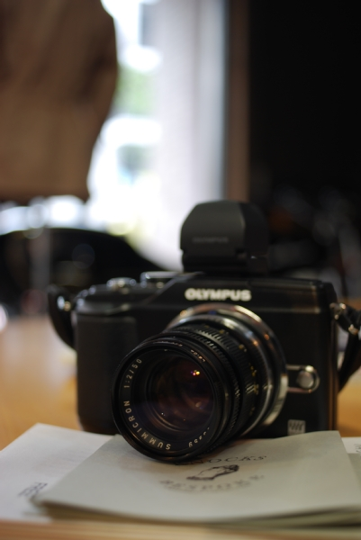 Leica SUMMICRON 50mm F2