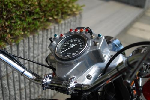 MOTO GUZZI Eldorado Police/V850GT