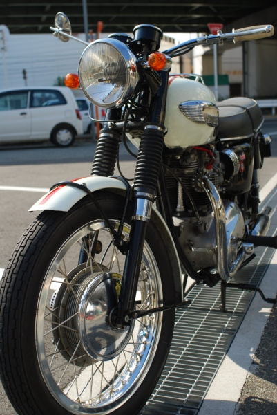 トライアンフ'67 T120