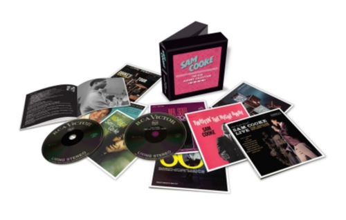 Sam Cooke - The RCA Albums Collection