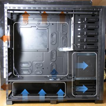 Corsair Obsidian Series 800D