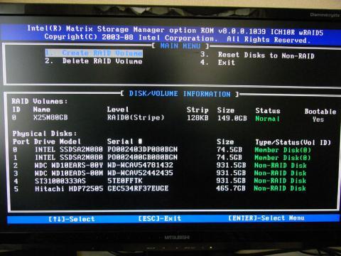X25-M SSD 80GB
