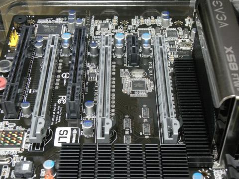 EVGA X58 FTW3