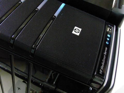 HP MediaSmart Server EX490