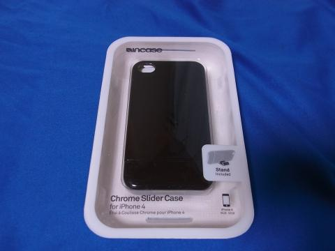 Incase Chrome Slider Case