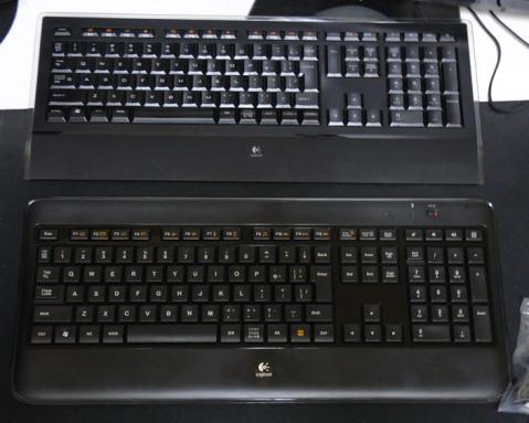 Illuminated Keyboard K800