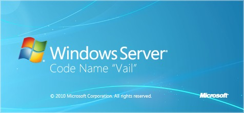 Windows Home Server 'Vail'