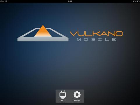 Vulkano Player for Flow and Blast