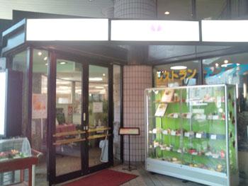 青山劇場レストラン「アンファン」