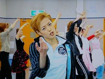 ダンシング・フォー・ユー:お稽古場 愛で♪