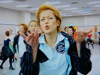 ダンシング・フォー・ユー:お稽古場 愛する街♪