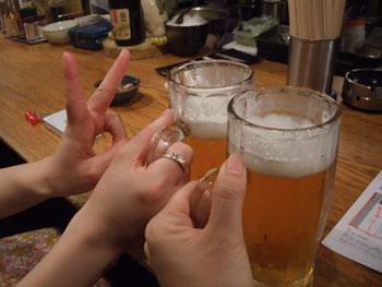 イェイ☆オリオンビール♪
