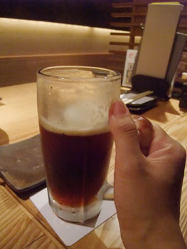 ハルちゃんと銀座で乾杯~☆