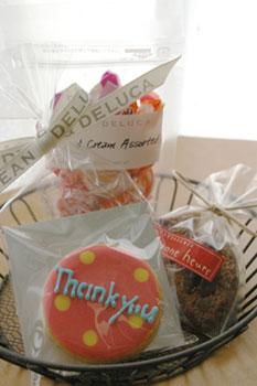 クミちゃんからのプレゼント:DEAN & DELUCAのSweets