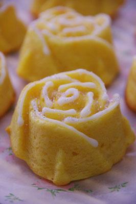 オレンジの香り漂う「Rose Orange」