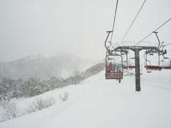 寒くても、やっぱり滑るのは楽しい♪