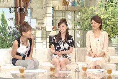 瞳子さん、初めての民放生放送出演♪