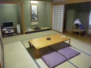 宝塚ホテル:和室