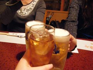 こんなときお酒飲めたらなぁ。憧れの言葉は「とりあえず生!」です。