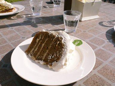 モカクリームケーキ