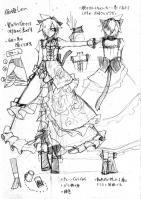 衣装設定-Len