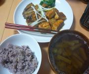 今日の晩ご飯☆