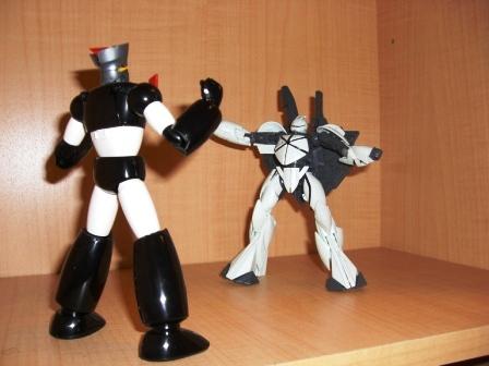 マジンガーZGS機械獣ターンX