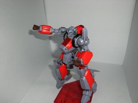 プロトガーランド格闘
