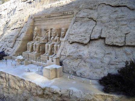 アブシンデル大神殿