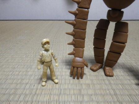 ロボット兵パズー