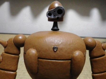 ロボット兵アップ