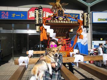 所沢祭り 1