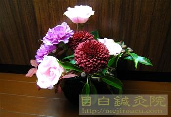 花のもちを良くするために2