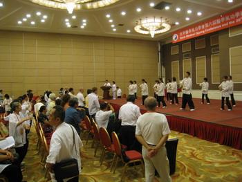2010世界医療気功発表演武発表会