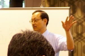 日本中医学会2010設立記念兵頭先生