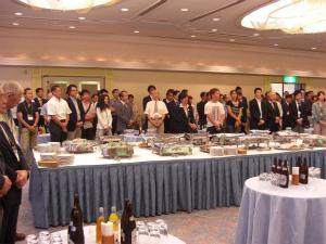 日本中医学会2010設立記念4懇親会