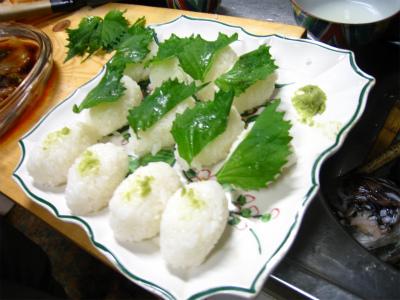 べっこう寿司 ブダイ寿司 ブダイのべっこう寿司3