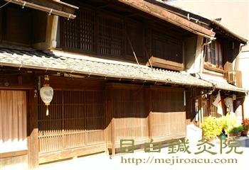 歴史を感じる岐阜の町2