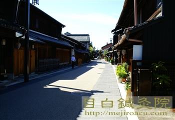 歴史を感じる岐阜の町3