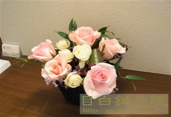 バラのある鍼灸院1