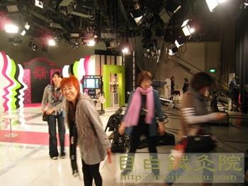 NHKスタジオの様子6