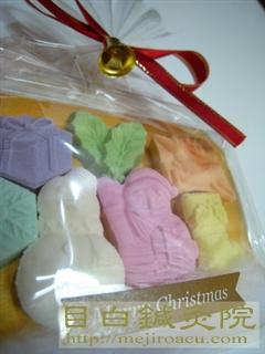 和菓子もクリスマス2