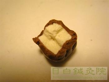 豆腐チョコレート