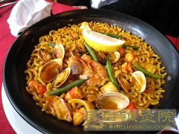 中野スペイン料理レストランイレーネへ行ってきました